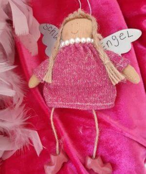 Schutzengel Bliss Pink