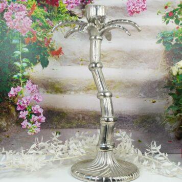 Colmore Edler Palmen Kerzenständer Kerzenleuchter