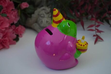 Pomme Pidou Freddy Spardose Birthday