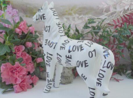 Pomme Pidou Spardose Pferd Cooper Love