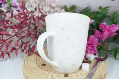Mea Living Henkelbecher Kaffeetasse Good morning sunshine
