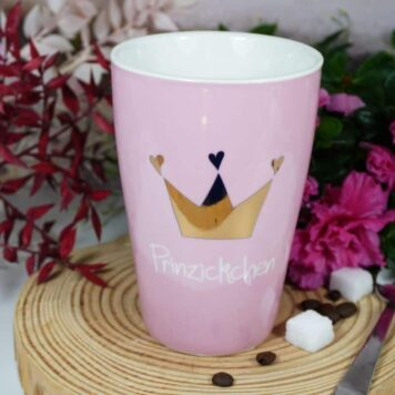 Mea Living Henkelbecher Kaffeetasse Prinzickchen