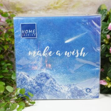 Servietten Home Fashion make a wish
