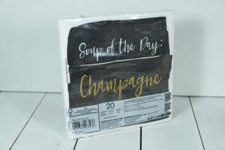 Servietten PPD Soup of the Day Champagne