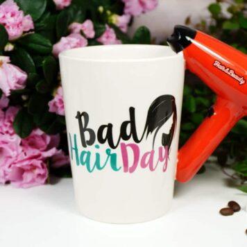 Baden Henkelbecher Bad Hair Day