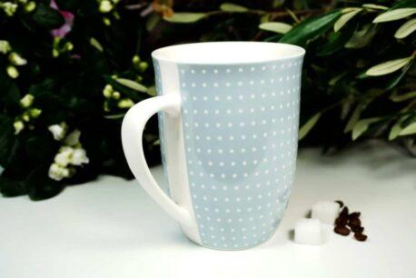 Mea Living Henkelbecher Kaffeetasse Theoretisch kann ich praktisch alles