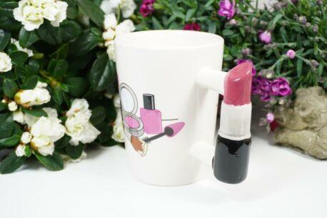 Baden Henkelbecher Lip Stick Beauty
