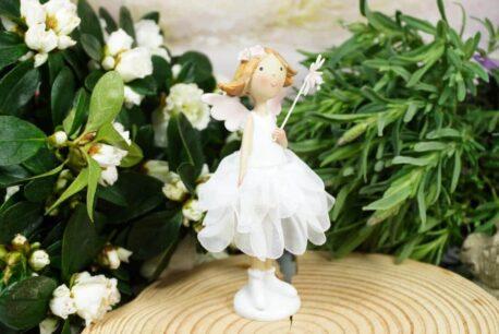 Dekofigur Blütenfee Fee Blumenfee Elfe Sweet Rose Petit