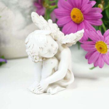 Dekofigur Schutzengel Engel Mila