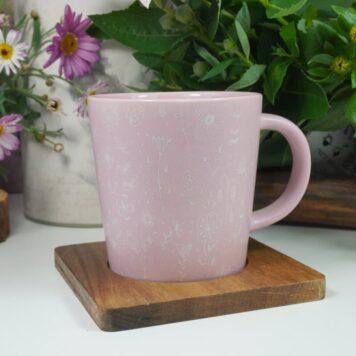 PPD Henkelbecher Kaffeebecher Trend Mug Rosa