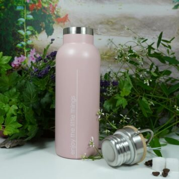 PPD Isolierflache Trinkflasche enjoy the little things 750ml